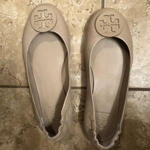Tory Burch ballerina flats 8.5